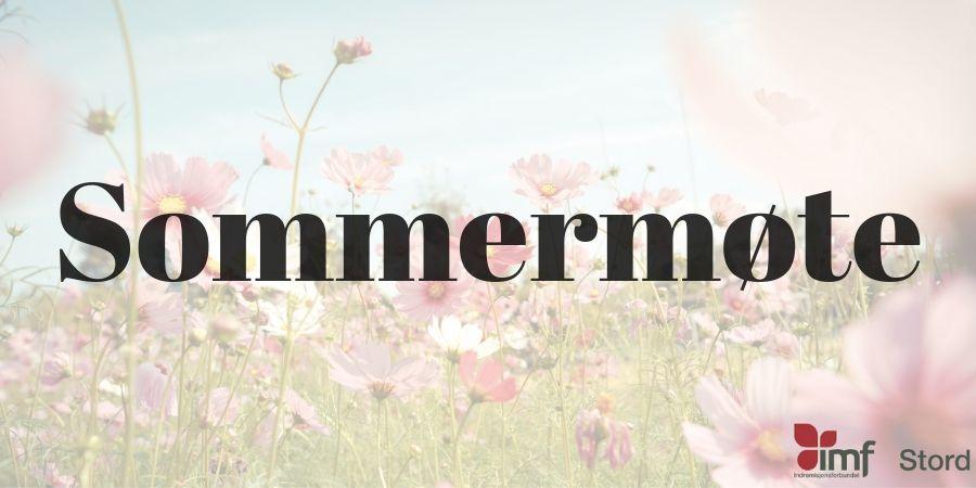 Sommermøte – 11. august